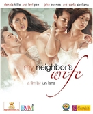 My Neighbor's Wife - Philippine Movie Poster (xs thumbnail)