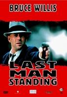 Last Man Standing - German DVD cover (xs thumbnail)
