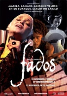 Fados - Dutch Movie Poster (xs thumbnail)