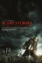 Scary Stories to Tell in the Dark - Danish Movie Poster (xs thumbnail)