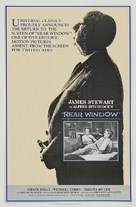 Rear Window - Re-release movie poster (xs thumbnail)