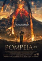 Pompeii - Brazilian Movie Poster (xs thumbnail)