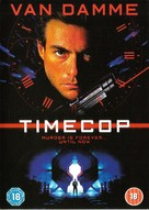 Timecop - British Movie Cover (xs thumbnail)