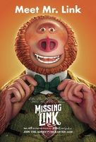 Missing Link - British Movie Poster (xs thumbnail)