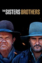 The Sisters Brothers - British Video on demand movie cover (xs thumbnail)