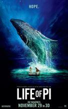Life of Pi - Singaporean Movie Poster (xs thumbnail)