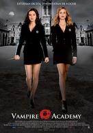 Vampire Academy - Spanish Movie Poster (xs thumbnail)