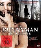 Bunnyman 2 - German Blu-Ray cover (xs thumbnail)