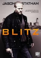 Blitz - Brazilian DVD cover (xs thumbnail)