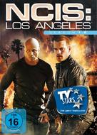 """NCIS: Los Angeles"" - German DVD cover (xs thumbnail)"
