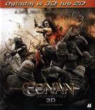 Conan the Barbarian - Polish Blu-Ray movie cover (xs thumbnail)
