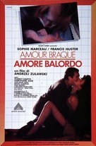 L'amour braque - Italian Movie Cover (xs thumbnail)