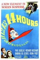 Fourteen Hours - Movie Poster (xs thumbnail)