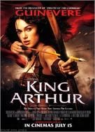 King Arthur - Australian Movie Poster (xs thumbnail)