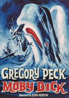 Moby Dick - DVD movie cover (xs thumbnail)