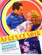 After Tonight - Belgian Movie Poster (xs thumbnail)