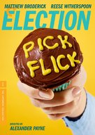 Election - DVD movie cover (xs thumbnail)