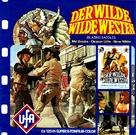 Blazing Saddles - German Movie Cover (xs thumbnail)