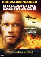 Collateral Damage - Swedish DVD movie cover (xs thumbnail)