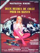 Leidenschaftliche Blümchen - French Movie Poster (xs thumbnail)