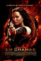 The Hunger Games: Catching Fire - Brazilian Movie Poster (xs thumbnail)