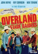 Overland Stage Raiders - DVD cover (xs thumbnail)
