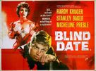 Blind Date - British Movie Poster (xs thumbnail)