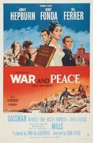 War and Peace - Movie Poster (xs thumbnail)