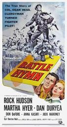 Battle Hymn - Movie Poster (xs thumbnail)