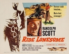 Ride Lonesome - Movie Poster (xs thumbnail)