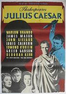 Julius Caesar - Swedish Movie Poster (xs thumbnail)