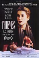 Les voleurs - Movie Poster (xs thumbnail)