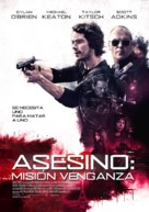 American Assassin - Chilean Movie Poster (xs thumbnail)