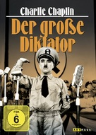 The Great Dictator - German Movie Cover (xs thumbnail)
