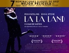 La La Land - Chilean Movie Poster (xs thumbnail)