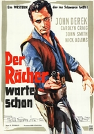 Fury at Showdown - German Movie Poster (xs thumbnail)