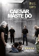 Cesare deve morire - Swedish Movie Poster (xs thumbnail)