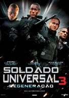 Universal Soldier: Regeneration - Brazilian Video release movie poster (xs thumbnail)