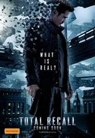 Total Recall - Australian Movie Poster (xs thumbnail)