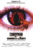 Candyman - Spanish Movie Poster (xs thumbnail)