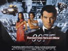 Tomorrow Never Dies - British Movie Poster (xs thumbnail)