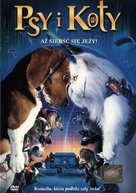 Cats & Dogs - Polish DVD movie cover (xs thumbnail)