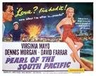 Pearl of the South Pacific - Movie Poster (xs thumbnail)