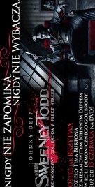 Sweeney Todd: The Demon Barber of Fleet Street - Polish poster (xs thumbnail)