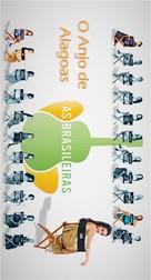 """As Brasileiras"" - Brazilian poster (xs thumbnail)"