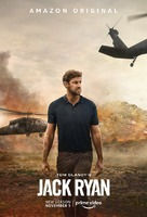 """Tom Clancy's Jack Ryan"" - Movie Poster (xs thumbnail)"