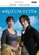 """""""Sense & Sensibility"""" - Czech DVD movie cover (xs thumbnail)"""