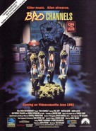 Bad Channels - Video release movie poster (xs thumbnail)