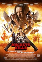 Machete Kills - Mexican Movie Poster (xs thumbnail)