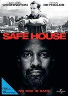 Safe House - German DVD cover (xs thumbnail)